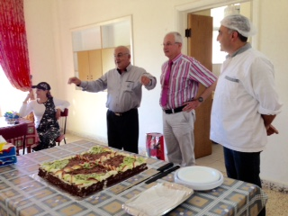 Farewell to Charbel
