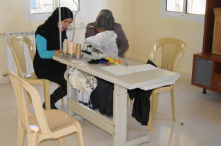 Vocational Training for Syrian Refugees